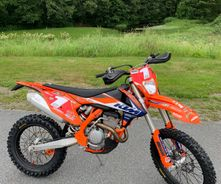 KTM 350 excf 2019 MP69 edition